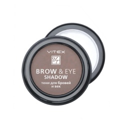 Фото - Bielita Витэкс Тени для бровей и век BROW&EYE SHADOW
